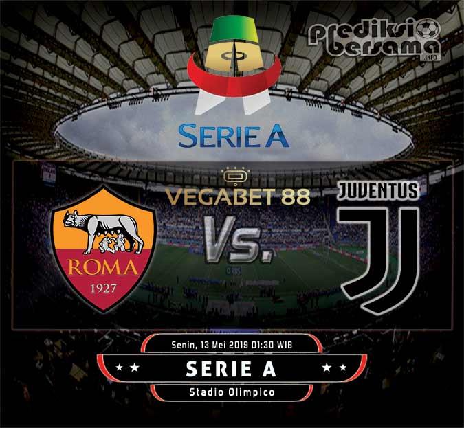 Prediksi AS Roma vs Juventus