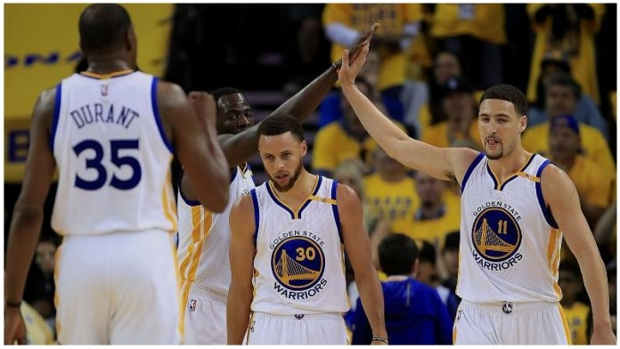 Status Tim Golden State Warriors
