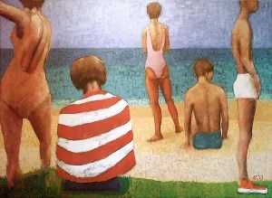 'Bathers' (2013)