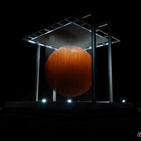 Esfera de Soto de Noche