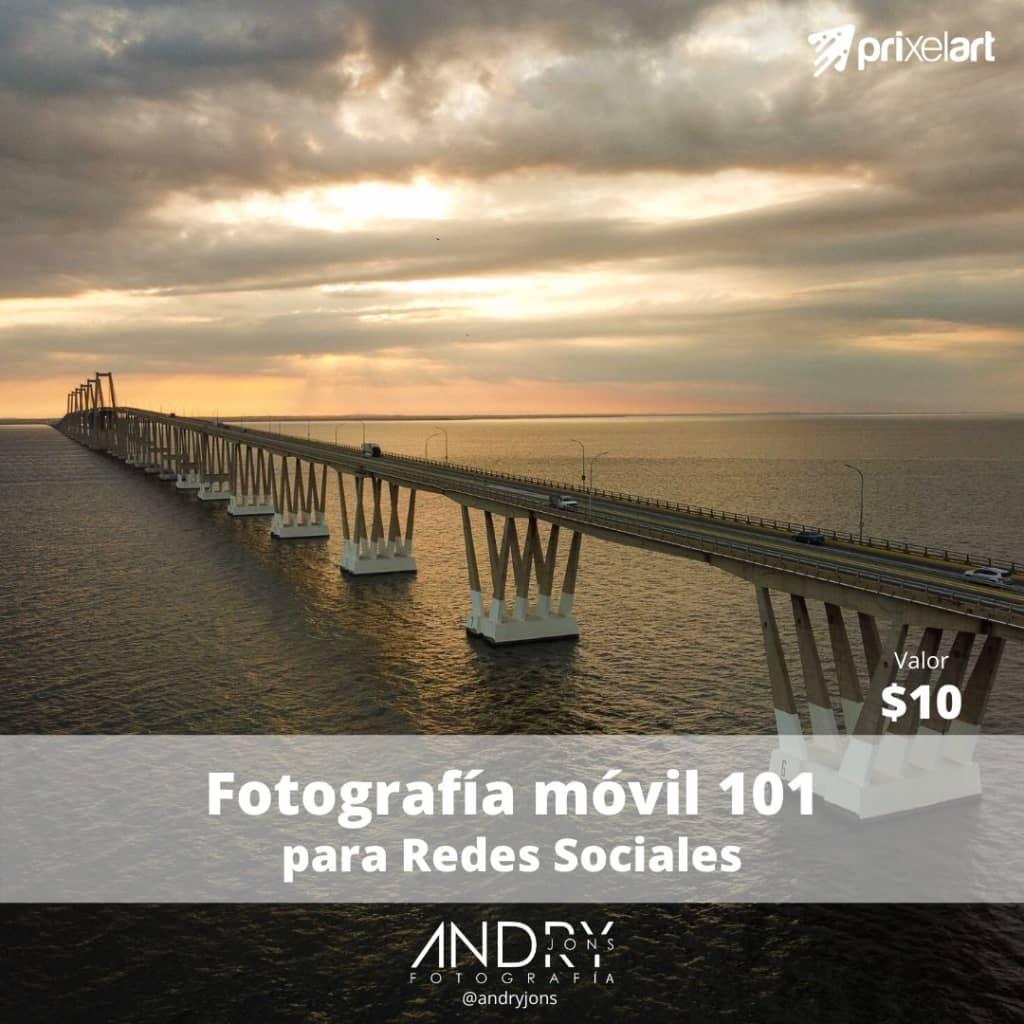 Fotografía Móvil 101
