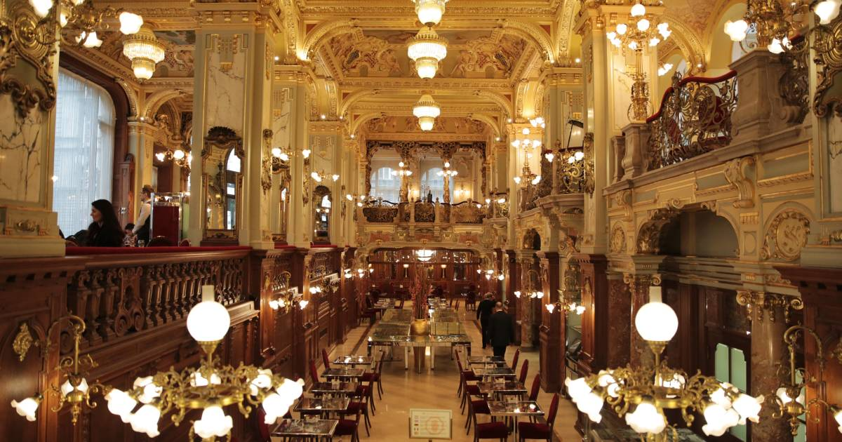 Top Filming Locations Elegant Caf In Budapest