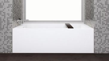 Wetstyle BC14 Cube Collection Soaker Tub