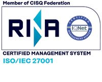 Empresa Certificada ISO 27001