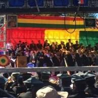 Parada Militar Sucre Presidente Evo Morales