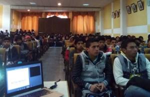 Conferencia Software Libre Sucre