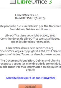 LibreOffice 3.5.5