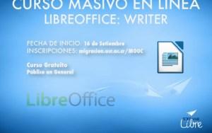 Curso LibreOffice Writer Gratis