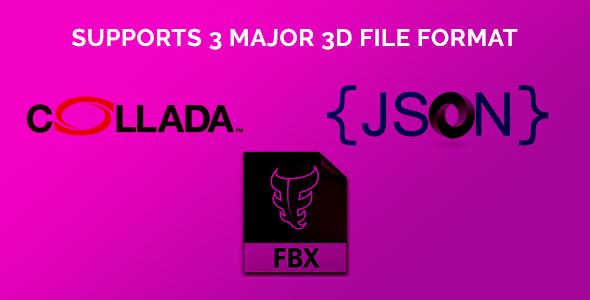 supported file format   supported file format