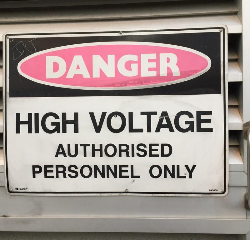 High Voltage / Red Wolf