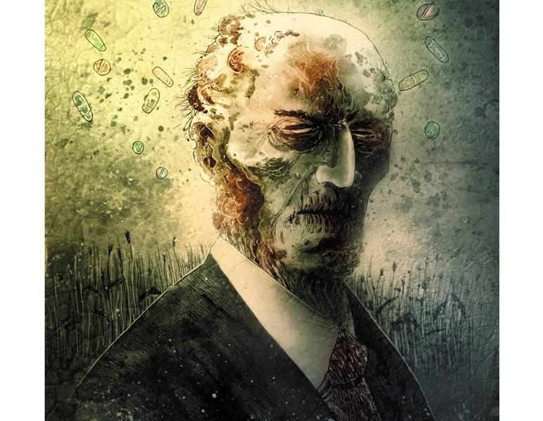 The Four Businessmen of the Apocalypse / Ben Templesmith