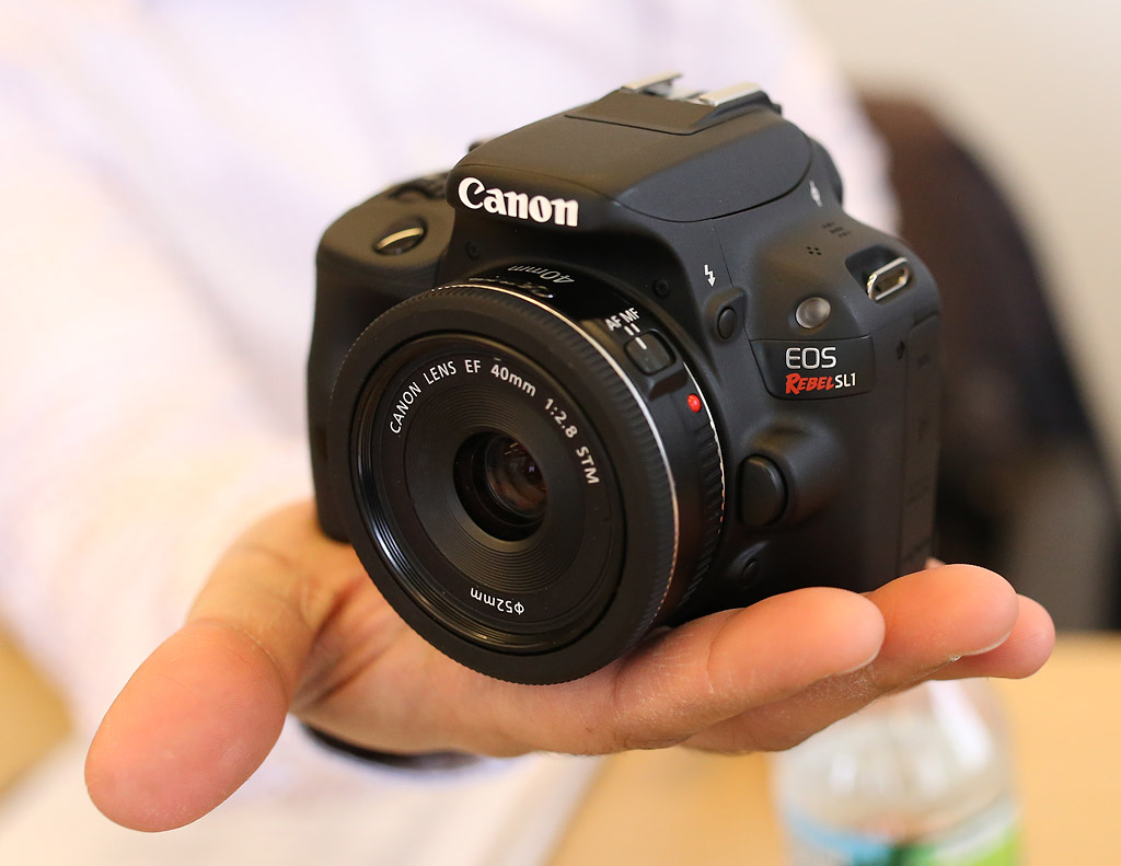 Canon EOS 100D (aka Rebel SL1) - Tongfamily