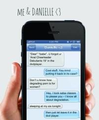 Me and Danielle 3 - Pornografia este degradantă pentru femei