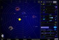 Alinierea planetelor la 23 Noiembrie 2013