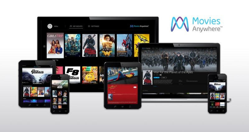 Google Play and Movies Anywhere