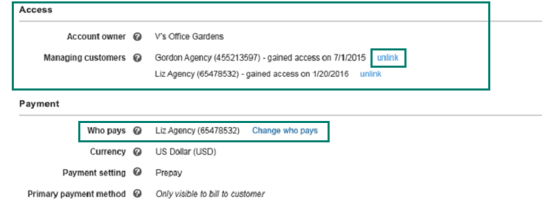 Bing Ads Multi-Linking
