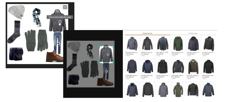 Bing Search Object Detection Expands