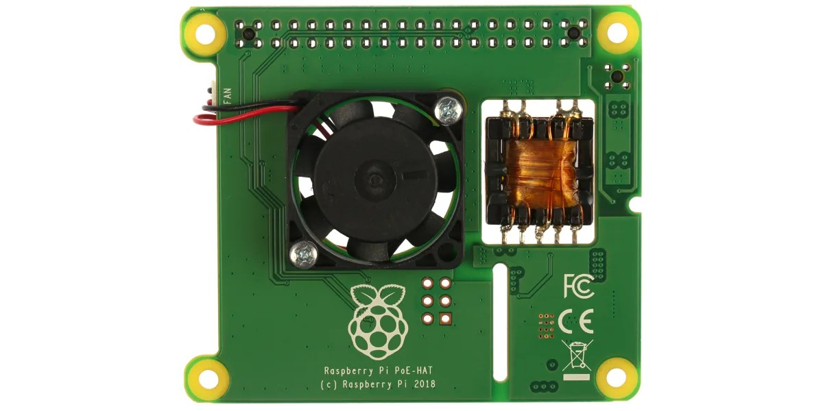 Raspberry Pi Poe Board Rs Components Indonesia