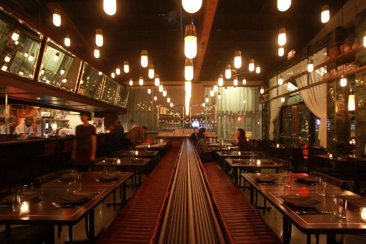 Best Restaurant Decor
