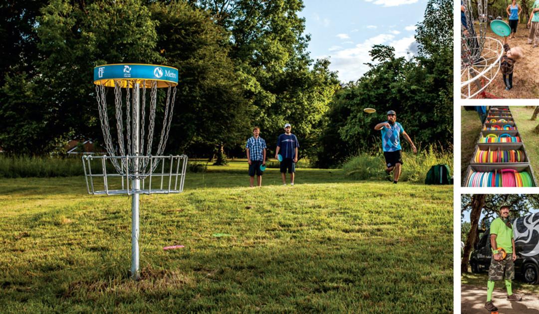 Image result for frisbee golf