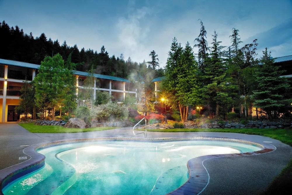 A Soak At Bonneville Hot Springs Portland Monthly