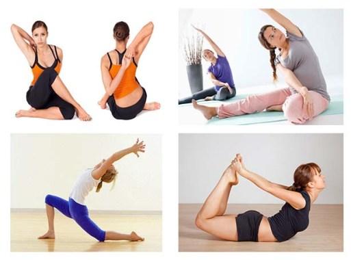 Yoga untuk membantu mengencangkan payudara yang kendur