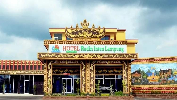 Hotel Radin Inten