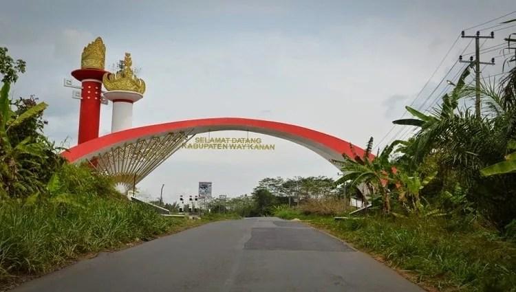 Sejarah Kabupaten Way Kanan Lampung