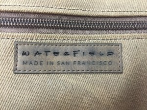 Waterfield label