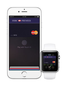 Apple Pay HSBC