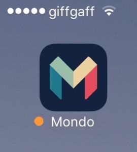 Mondo icon