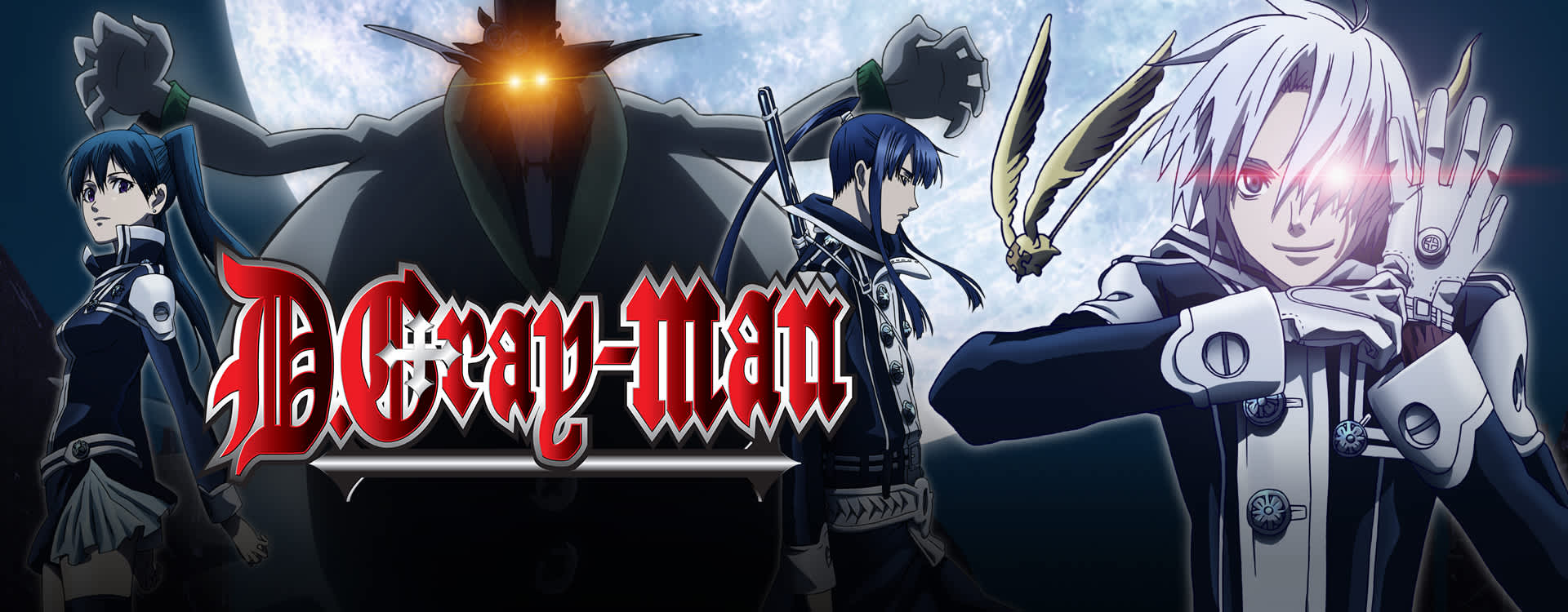 Stream Amp Watch DGray Man Episodes Online Sub Amp Dub
