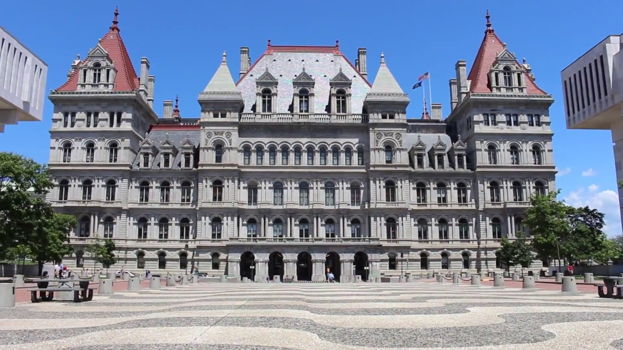 Image result for albany capitol building