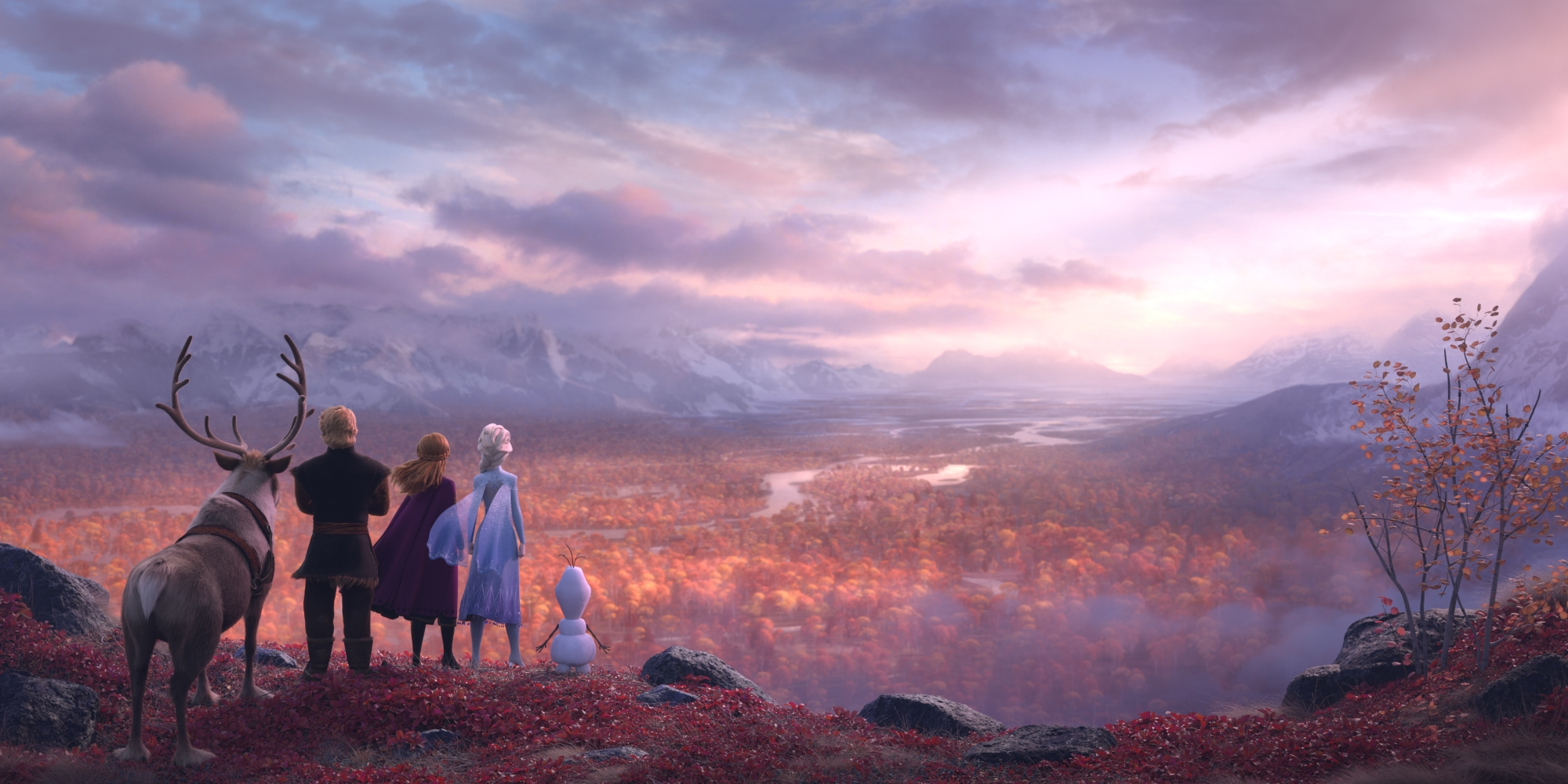 The Places In Norway That Inspired Frozen 2