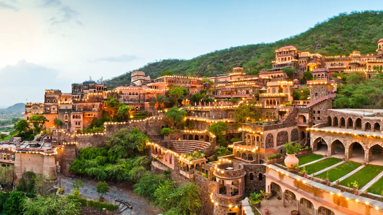 Neemrana Rajasthan - Rajasthan India Tour Planner