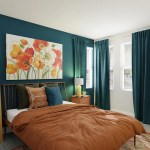 Get Inspiration From This Bold Modern Eclectic Bedroom Is Full Of Personality Design By Spacejoy
