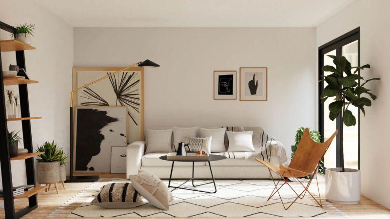 10 Easy Decor Ideas To Arrange A Small Apartment Living Room Spacejoy