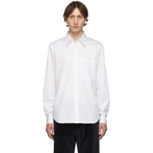 Tibi SSENSE Exclusive White Tech Shirt