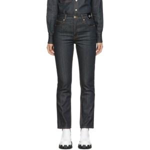 S.R. STUDIO. LA. CA. Indigo Unlimited C Jeans