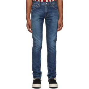 Visvim Blue Social Sculpture 12 Damaged 5 Jeans