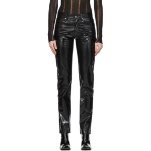 Yang Li Black Samizdat Trousers