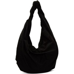 Yohji Yamamoto Black Clione Bag