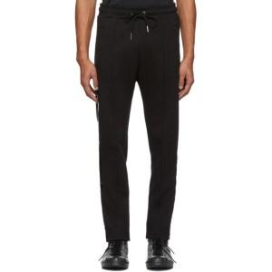 Diesel Black P-Rusy-J Lounge Pants