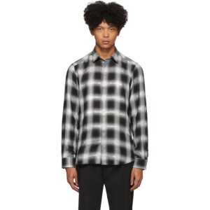 Diesel Black and White Marlene-C Shirt