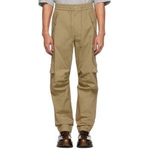 Feng Chen Wang Khaki Cargo Pants