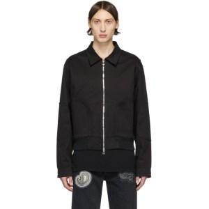 Nahmias SSENSE Exclusive Black Workman Jacket