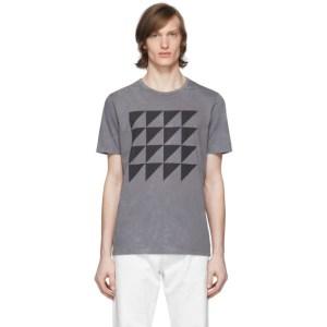 Eidos Grey Tie-Dye T-Shirt