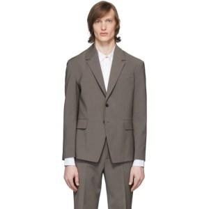 Deveaux New York Grey Suit Blazer