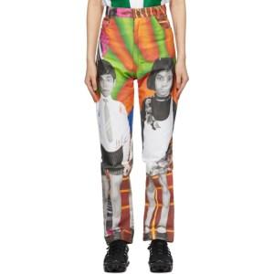 Ahluwalia Multicolor Tinku Winku Jeans