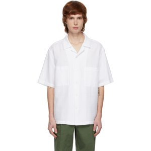 Barena White Solana Stoco Shirt
